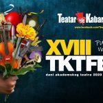 XVIII TKT-FEST-Dani akademskog teatra 2020»