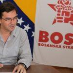 BOSS: Saopštenje za javnost povodu sankcija BiH od strane Energetske zajednice