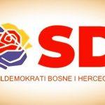 Klub Socijaldemokrata BiH (SDBiH): S A O P Š T E NJ E Z A J A V N O S T