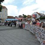 """Danas u Tuzli zajednička poruka """"Žena u crnom"""" i """"Majki Srebrenice"""" u protestu povodom 11. u mjesecu """"Tražimo nestale – ne zaboravimo Srebrenicu"""""""