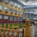 Protest učenika Srednje medicinske škole u Tuzli povodom eksterne mature