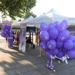"Informativni centar ""Lotos"" Tuzla, druženje sa građanima Tuzle na Trgu Slobode"